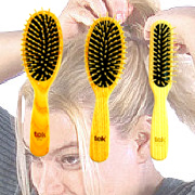 Brosses cheveux naturelles